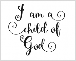 What it means to be a child of God